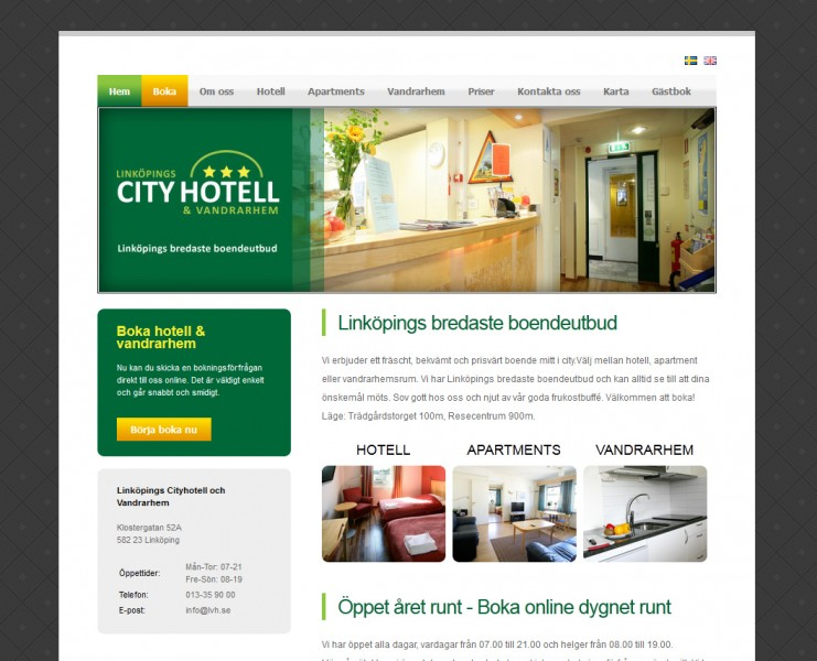 Linköpings City Hotell