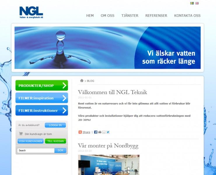 NGL-Teknik